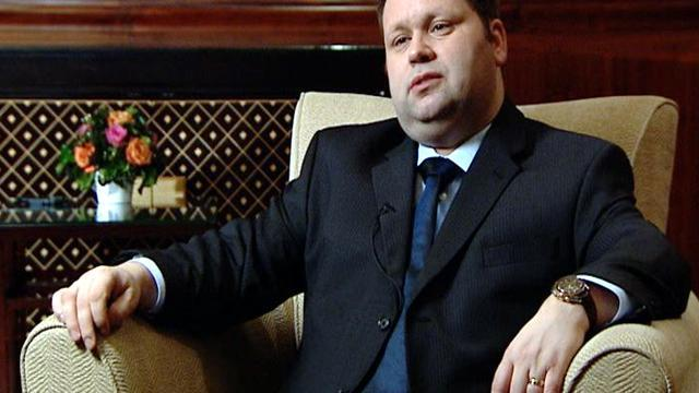 Paul Potts az RTL Klubon!
