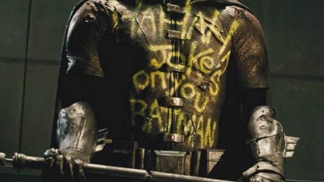 Batman V Superman - Batman és Robin?